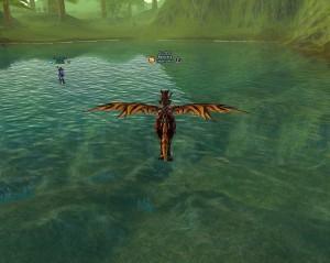 Bug na vodě