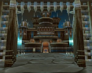Guild Hrad - Brána