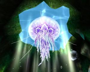 Medúza na stropě