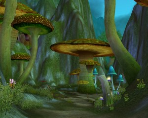 Savage Lands - Fungus Forest
